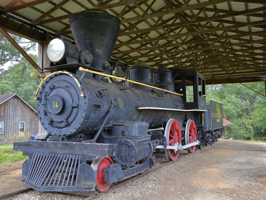 Pioneer Museum of Alabama - Homestead